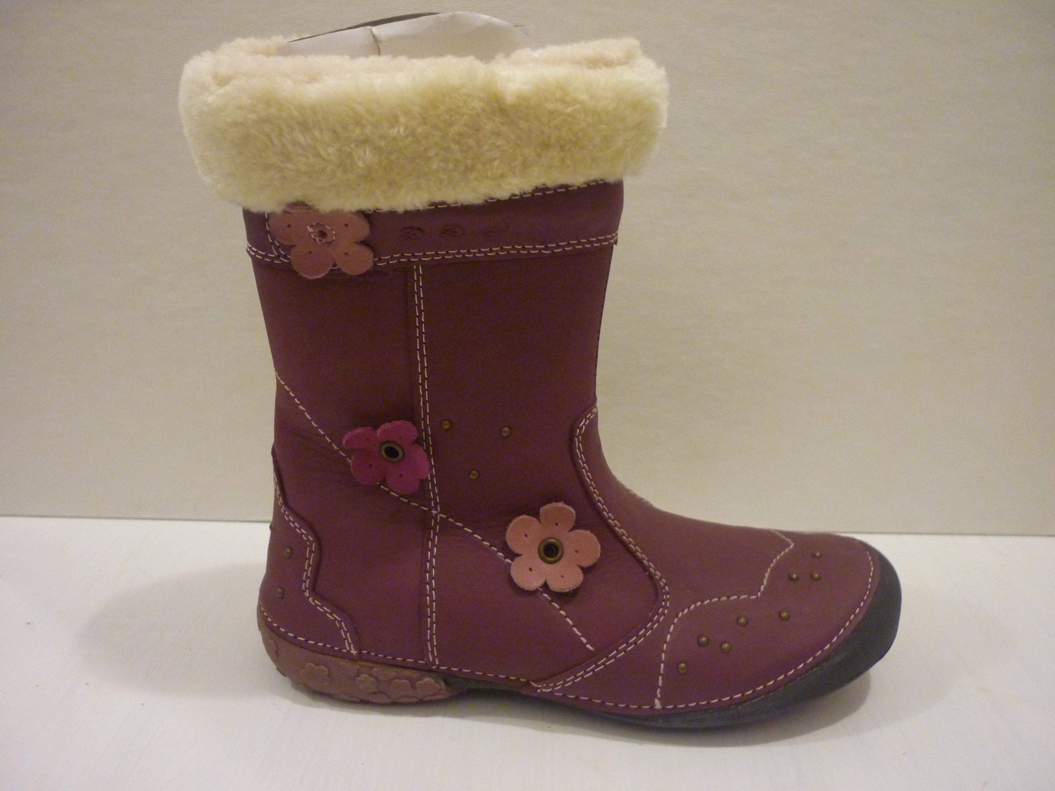 73828d7398b7 Zimná kožená obuv D.D.step 026-25AL