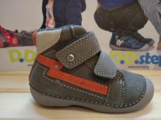 08e74da499718 Zimná kožená obuv D.D.step 015-163 empty