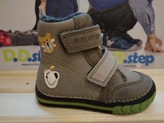 e34f96018eabc Zimná kožená obuv D.D.step 029-304A empty