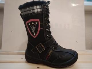 d062a459f2782 Zimná obuv Listar Black empty